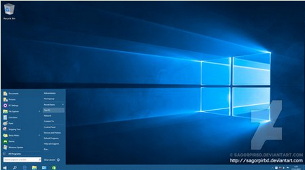 Windows 10 Themes Final for 7 desktop themes