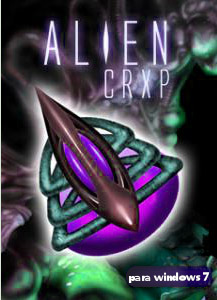 Alien crxp purple computer pointers