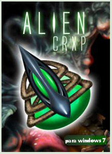 Alien crxp green cool mouse pointers