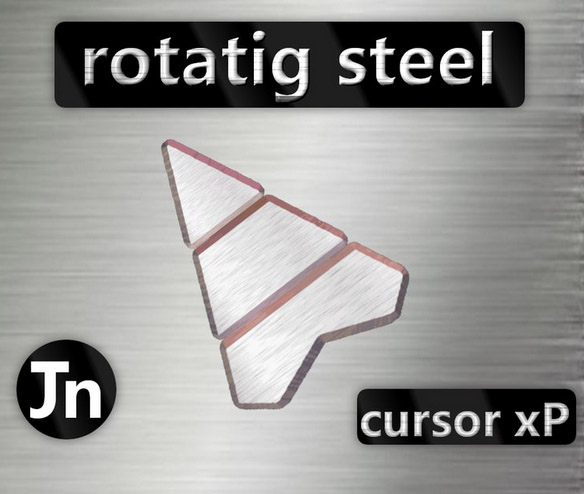 Rotating Steel for mouse cursors