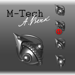 M-tech mouse cursors