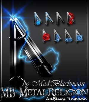 MB-MetalReligion mouse cursors