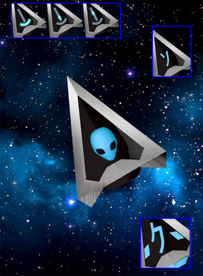 Alien Cover cursors for windows 7 download