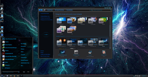Ionize theme for windows 7 free download