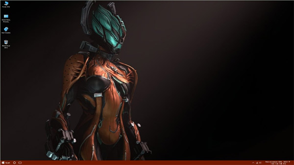 Warframe Valkyr for windows 10 desktop themes
