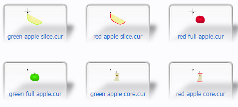 apple Mouse Cursors