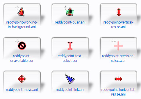 Reddypoint Mouse Cursors