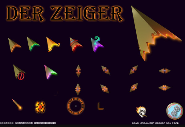 DER ZEIGER CursorFX free download